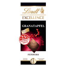 Lindt 'Excellence Granatapfel' (Aktion), 100g