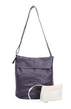 ZWEI Tasche MADMOISELLE M14 die Tasche mit dem Kragen violet