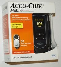 Blutzuckermessgerät Accu-Chek Mobile