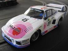 SW45 Sideways Porsche 935/K2 Le Mans 1978 No. 45