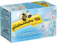 Goldmännchen Tee Eisprinzessin Erdbeer-Himbeer-Eisbonbongeschmack