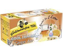 Goldmännchen Tee Cool Jumbo Ginger Ale