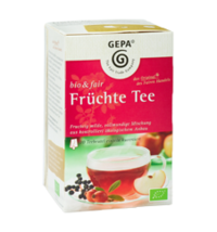 Gepa Früchte Tee