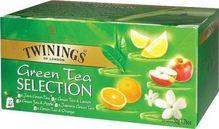 Twinings Green Tea (grüner Tee) Selection