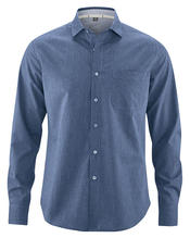 HempAge Hemd mit Hanf, ink DH 036