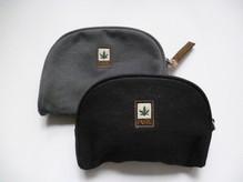 PURE kleine Kosmetiktasche,33, grau oder schwarz