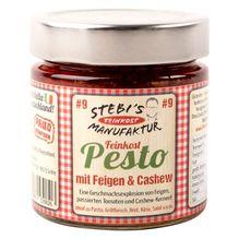 Stebi`s Feinkost Pesto No.9 - mit Feigen und Cashew - 200 ml