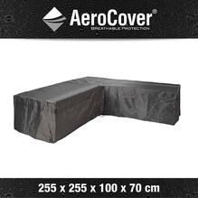 Abdeckhaube für Loungegruppe  AeroCover - L-Form 255x255x100x70  cm