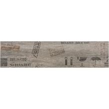FTOR Fliese Grau Dekor 60 15 cm Fliesen