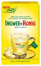 apoday Ingwer + Honig