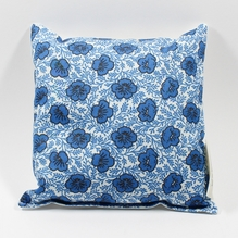 Duftkissen 'Relax' Stoff blau