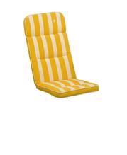 Auflage für Sessel 123x50x9cm   KTH 3 - Dessin 586