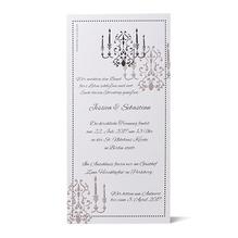 Hochzeitseinladung 25 Stück