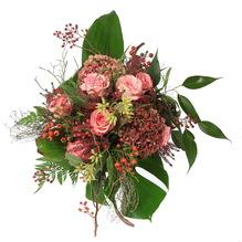 Blumenstrauß rot