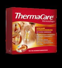 ThermaCare Flexible Anwendung 3 Wärmeauflagen