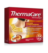 ThermaCare für Nacken, Schulter & Handgelenk 6 Wärmeauflagen