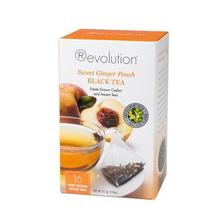 Revolution Tee Sweet Ginger Peach Black Tea