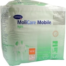 Molicare Mobile Light Inkontinenz Slip Gr.1 small 14 St