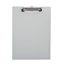 Klemmbrett DIN A4 Aluminium silber