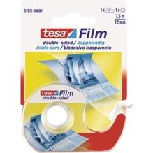 tesa® Klebefilm 57912 7,5mx12mm inkl. Einwegabroller auf Karte
