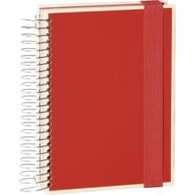 Mucho A5 red 330 Seiten