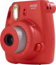 Instax Mini 8 Sofortbildkamera himbeerrot