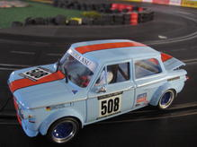 BRM053 NSU TT Trophy Edition No. 508 1:24