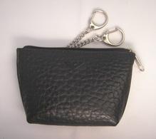 Voi Schlüsseletui Leder Art.Nr.: 70210 schwarz