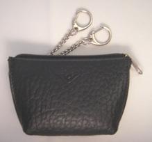 Voi Schlüsseletui Leder Art.Nr.: 70210 Blau