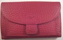 Voi Damenbörse Leder Rot Art.Nr.: 70251