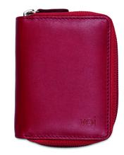 Voi Kartenetui Rot Leder Art.Nr.: 70174