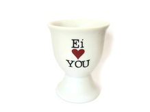 Eierbecher I love You
