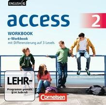 6. Schuljahr, e-Workbook auf CD-ROM