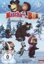 Mascha und der Bär - Holiday on Ice, 1 DVD