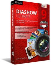 AquaSoft DiaShow 9 Ultimate, CD-ROM