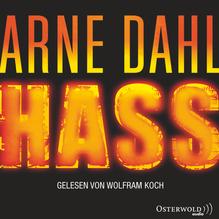 Hass, 8 Audio-CDs