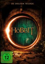 Die Hobbit Trilogie, 3 DVDs