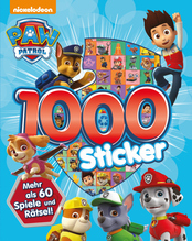 Paw Patrol - 1000 Sticker