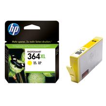 HP Tintenpatrone CB325EE#BA1 Nr.364XL 750Seiten 6ml gelb