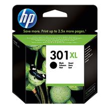HP Tintenpatrone CH563EE#UUS Nr.301XL 8ml schwarz