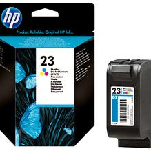 HP Tintenpatrone C1823D Nr.23 620Seiten 30ml c/m/y