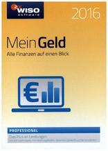 WISO Mein Geld 2016 Professional, CD-ROM