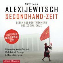 Secondhand-Zeit, 8 Audio-CDs