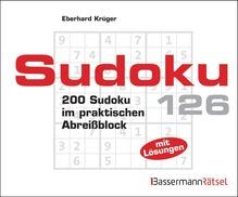Sudoku Block. Bd.126