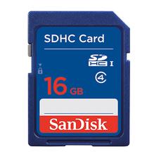 SanDisk Speicherkarte SDSDB-016G-B35 SDHC 16GB