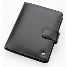 bind Timer T 500-1 DIN A5 ohne Kalender Leder schwarz