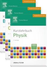 Paket KLB Biologie, Chemie, Physik, 3 Bde.