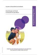 Konjunkturumfrage 2012 - Au-pairs in Deutschland und weltweit