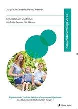 Konjunkturumfrage 2013 - Au-pairs in Deutschland und weltweit