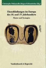 Eheschließungen im Europa des 18. und 19. Jahrhunderts